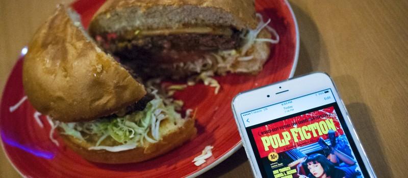 The Original Big Kahuna Burger From Pulp Fiction