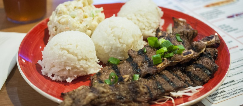 Hawaiian Food Kalibi Beef Short Ribs